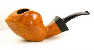 Pipa Fancy - Freehand  (Jeff Gracik  - J. Alan Pipes - Zen Blowfish