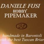 Marchio delle pipe di Daniele Fusi