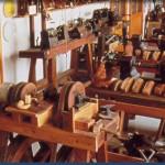 Lavorazione delle pipe in radica – Museo della pipa di Gavirate