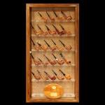 Tabaccheria Sisimbro (Napoli) – Pipe in esposizione