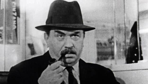 Gino Cerv i- Maigret