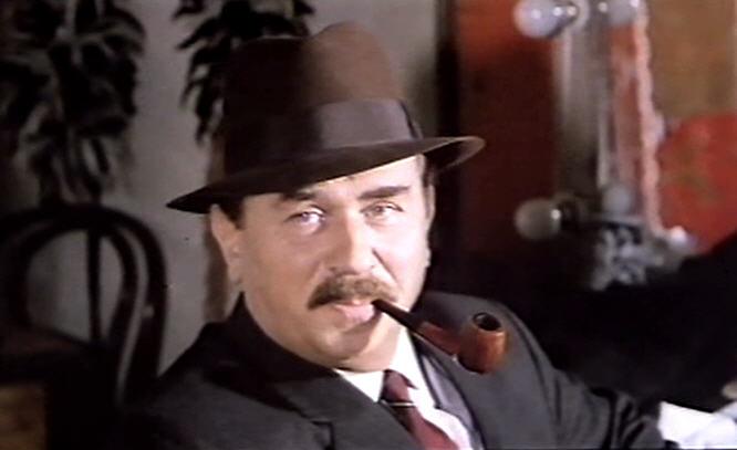 Maigret a Pigalle (1967) - Gino Cervi