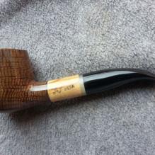 Curva freehand bog oak n. 98