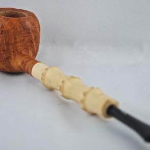 Pipa Angelo Fassi boccia sabbiata bamboo